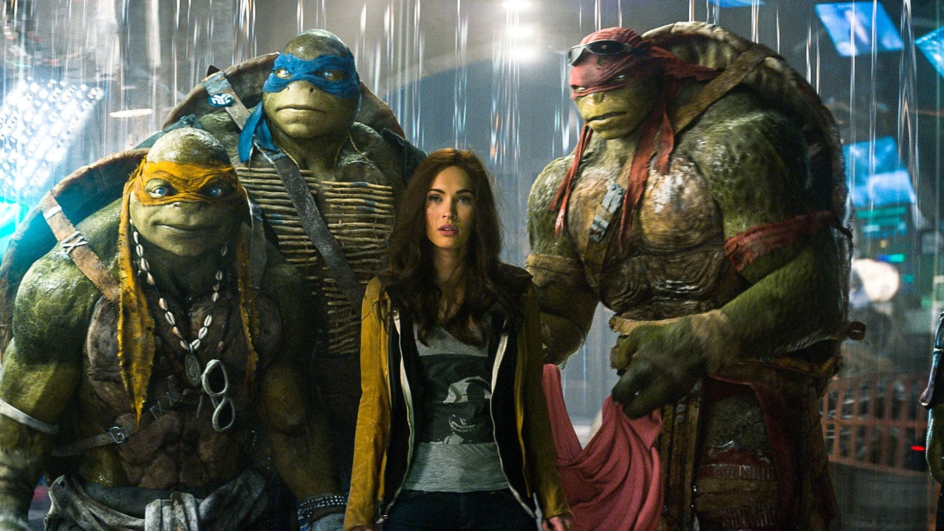 Teenage Mutant Ninja Turtles 2014 4K Ultra HD