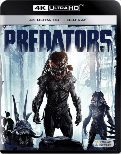 Predators 4K 2010 Ultra HD