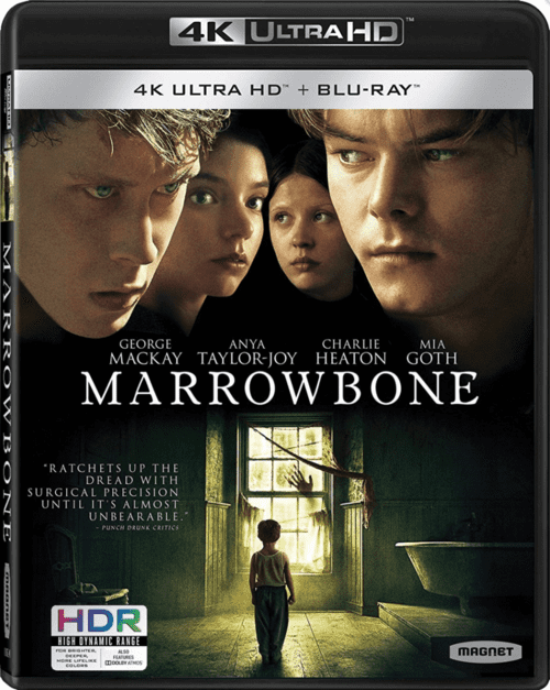 Marrowbone 4K 2017 Ultra HD