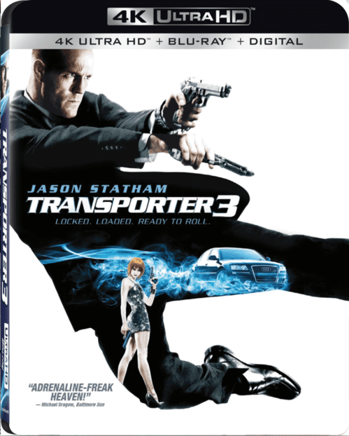 Transporter 3 4K 2008 Ultra HD