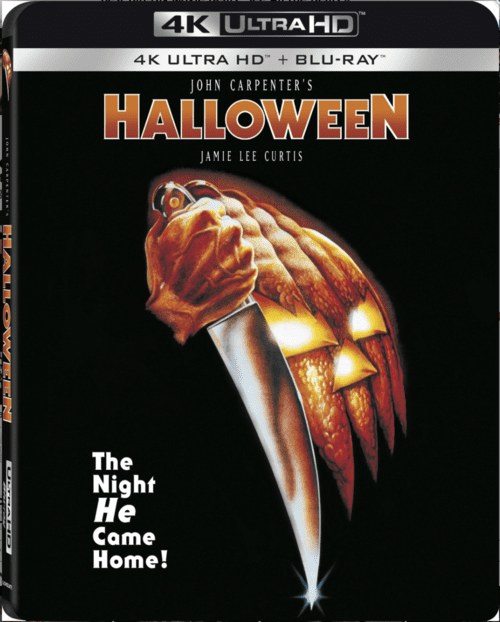 Halloween 4K 1978 Ultra HD 2160p