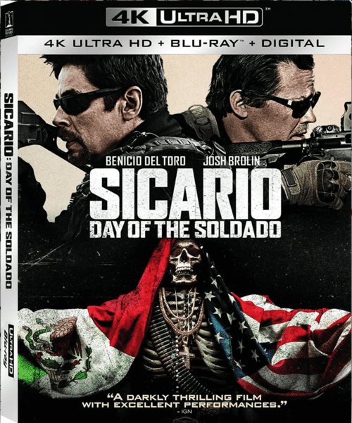 Sicario: Day of the Soldado 4K 2018 Ultra HD 2160p