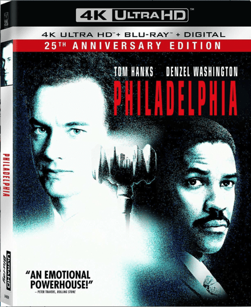 Philadelphia 4K 1993 Ultra HD 2160p