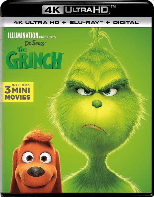 The Grinch 4K 2018 Ultra HD 2160p