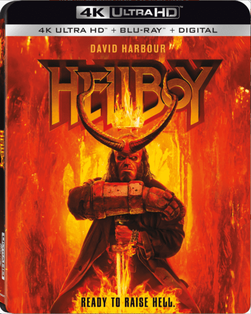 Hellboy 4K 2019 Ultra HD