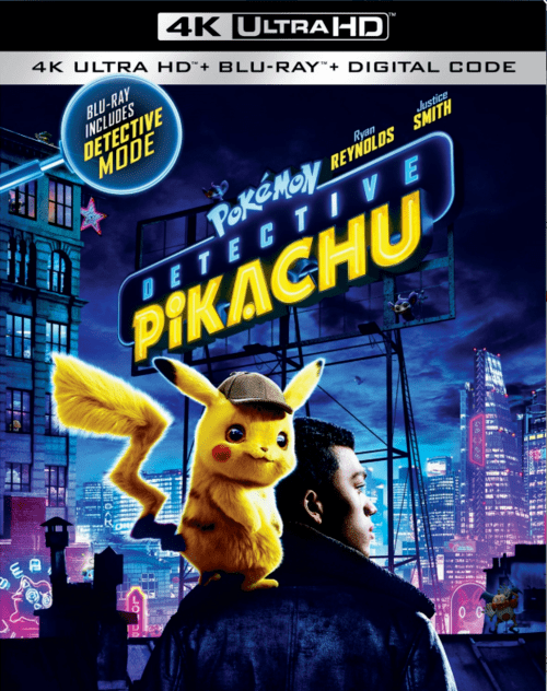 Pokemon Detective Pikachu 4K 2019 Ultra HD