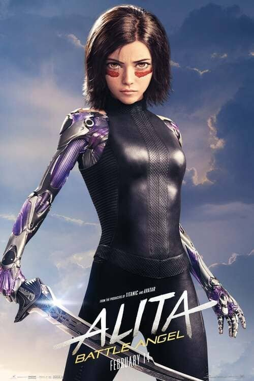 Alita Battle Angel 4K 2019 Ultra HD