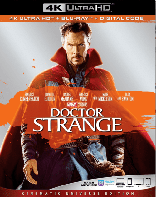 Doctor Strange 4K 2016 Ultra HD
