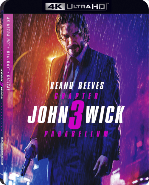 John Wick Chapter 3 Parabellum 4K 2019 UltraHD