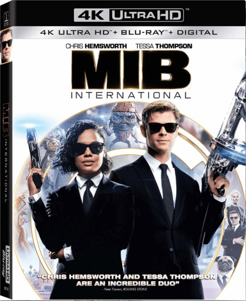 Men in Black International 4K 2019 Ultra HD