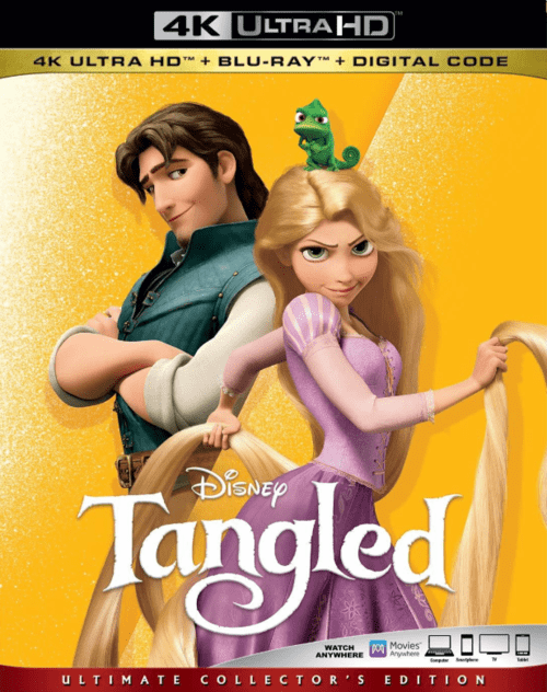 Tangled 4K 2010 Ultra HD