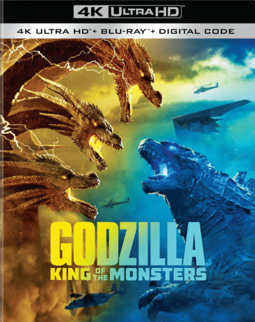 Godzilla King of the Monsters 4K 2019 Ultra HD