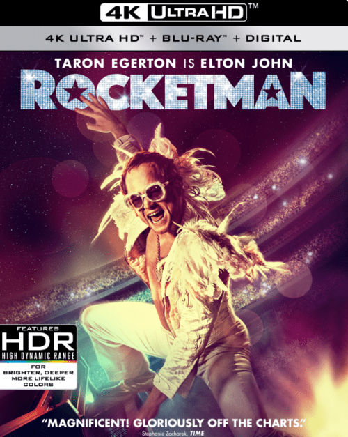 Rocketman 4K 2019 Ultra HD