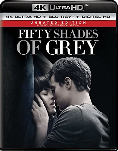 Fifty Shades of Grey 2015 4K