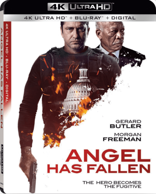 Angel Has Fallen 4K 2019 Ultra HD 2160p