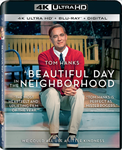 A Beautiful Day in the Neighborhood 4K 2019 Ultra HD 2160p