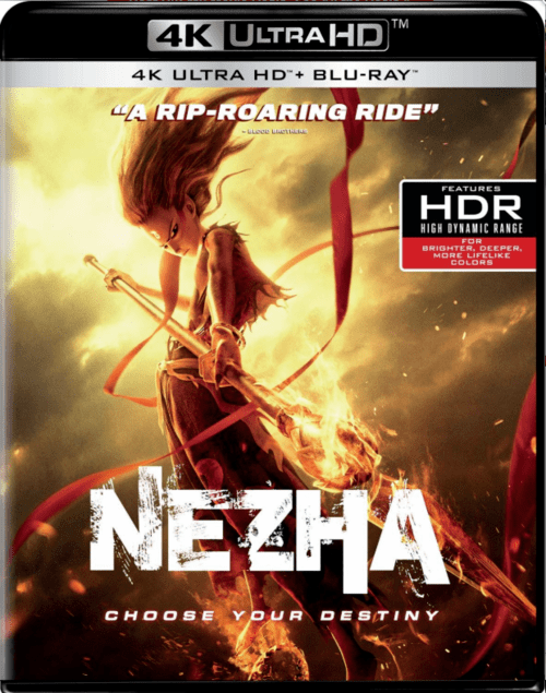 Ne Zha 4K 2019 CHINESE Ultra HD 2160p