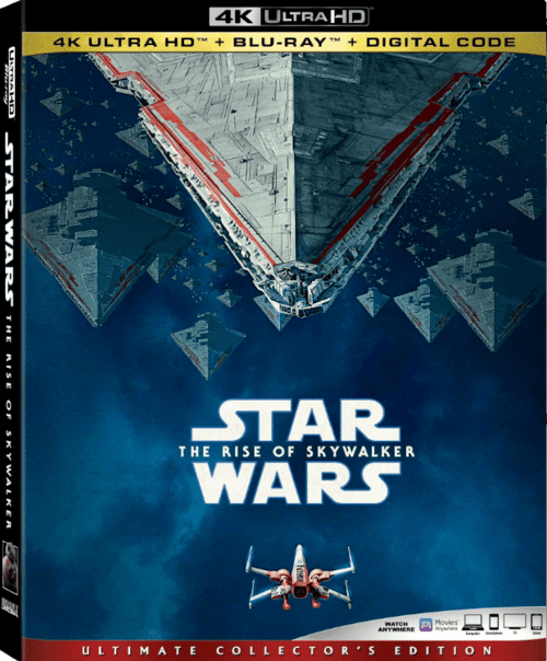 Star Wars Episode IX The Rise of Skywalker 4K 2019 Ultra HD 2160p