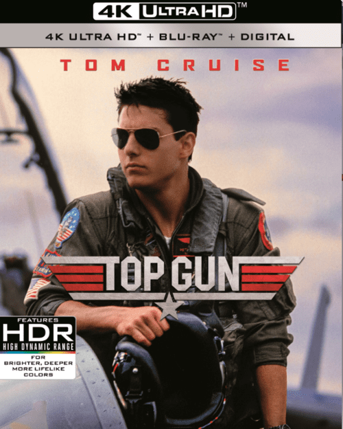 Top Gun 4K 1986 Ultra HD 2160p
