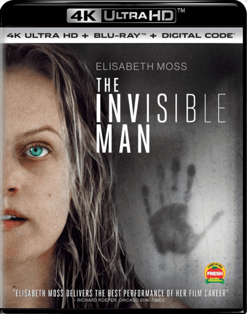 The Invisible Man 4K 2020 Ultra HD 2160p