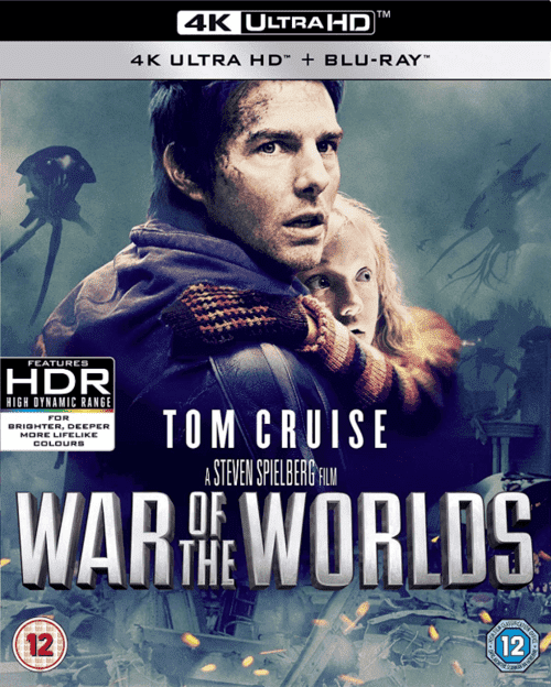 War of the Worlds 4K 2005 Ultra HD 2160p