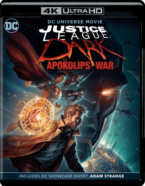 Justice League Dark Apokolips War 4K 2020 Ultra HD 2160p