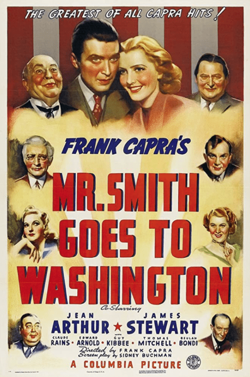 Mr. Smith Goes to Washington 4K 1939 Ultra HD 2160p