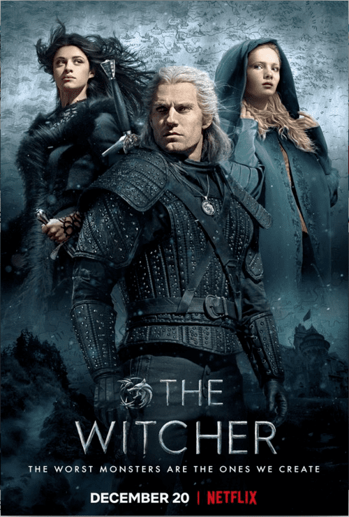 The Witcher 4K S01 NF Ultra HD 2160p