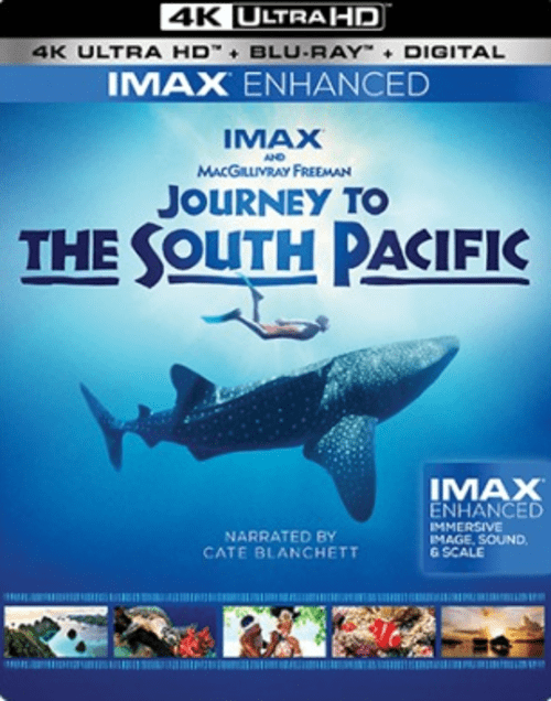 Journey to the South Pacific 4K 2013 DOCU Ultra HD 2160p