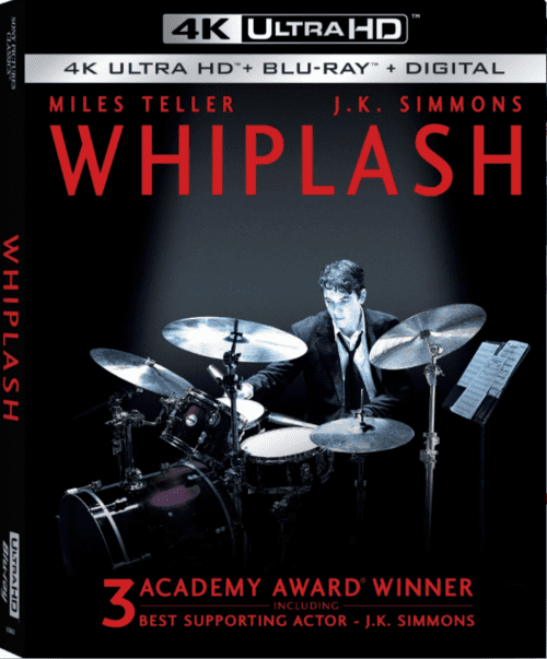 Whiplash 4K 2014 Ultra HD 2160p