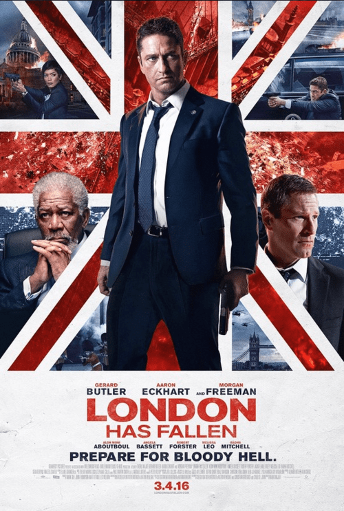 London Has Fallen 4K 2016 Ultra HD 2160p
