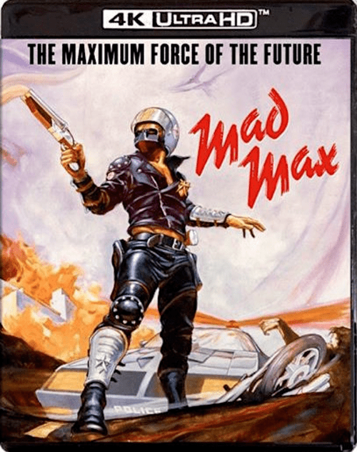 Mad Max 4K 1979 Ultra HD 2160p
