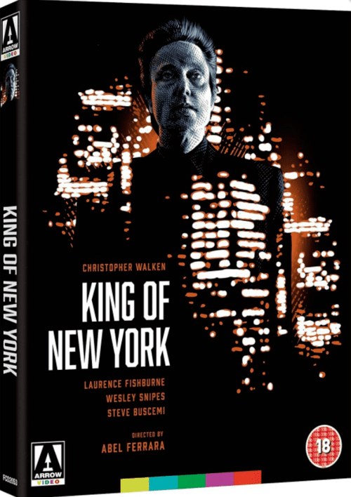King of New York 4K 1990 Ultra HD 2160p