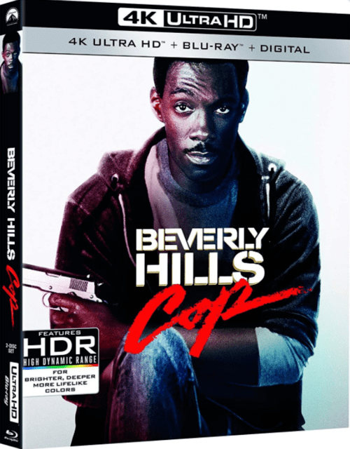 Beverly Hills Cop 4K 1984 Ultra HD 2160p