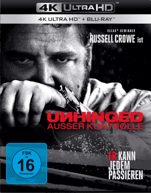 Unhinged 4K 2020 Ultra HD 2160p